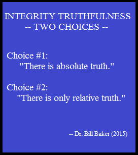 IntegrityTruth2Choices
